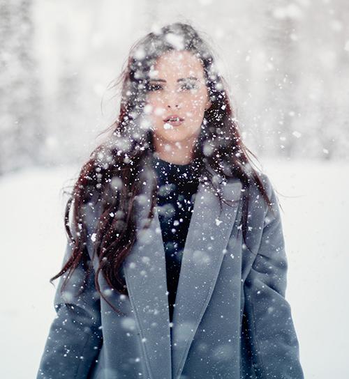 Top gestylt durch den Winter