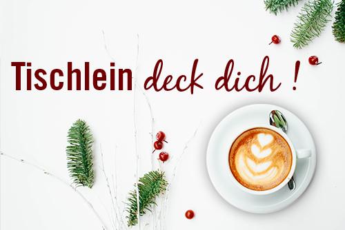 Weihnachtlich feiern und genießen