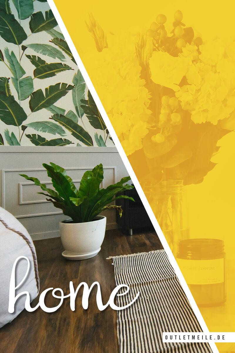 Uiuiui … Bringen Sie Farbe in Ihr Zuhause!