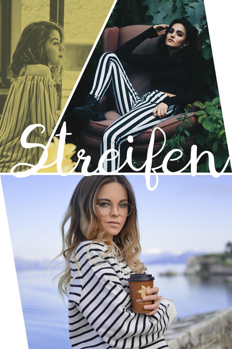 Muster-Must-have 2018 #streifen