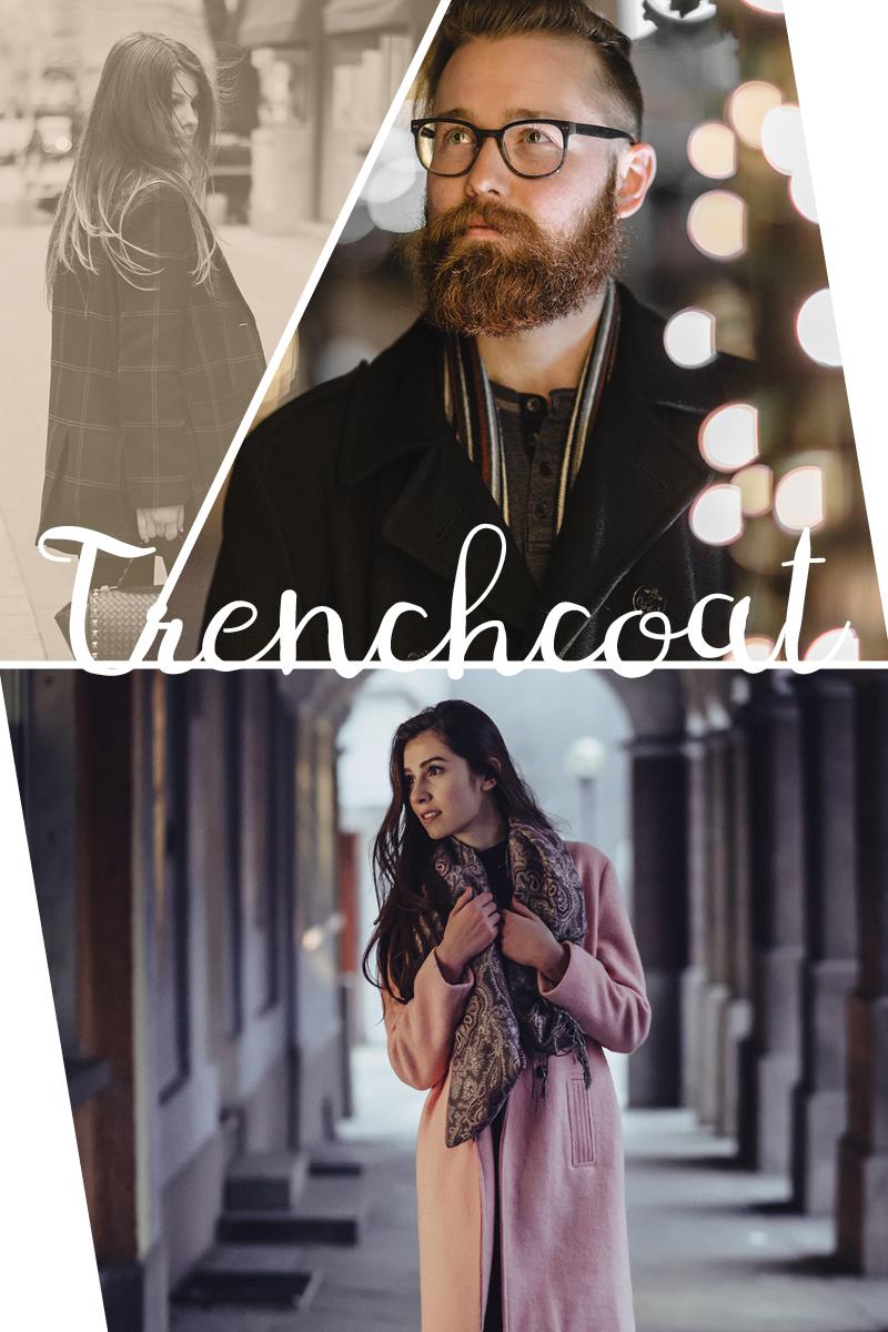 #trenchcoat – Weg mit der Winterjacke, her mit dem Modeklassiker!