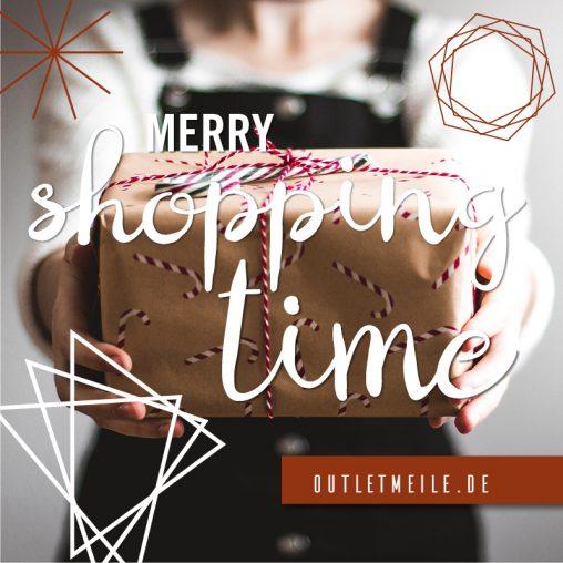 Merry Shoppingtime!