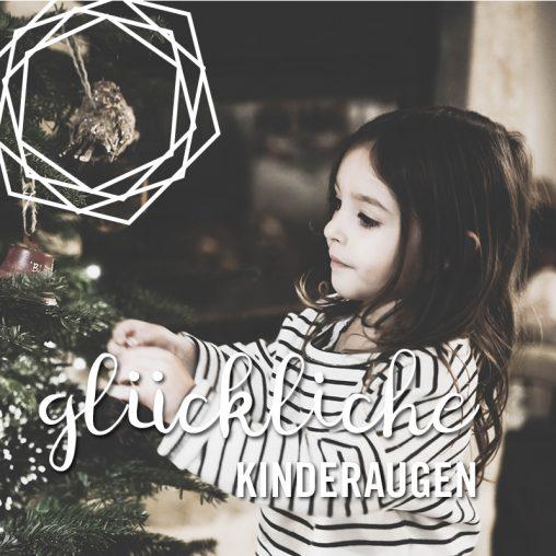Merry Shoppingtime – glückliche Kinderaugen