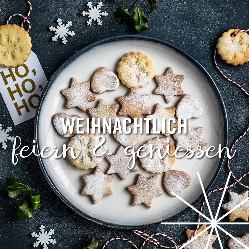Merry Shoppingtime – weihnachtlich feiern & genießen